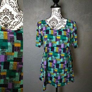 Lularoe women's shirt (N2)